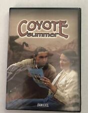 Coyote Summer DVD (2003) Ranch Horses -Rated G - Home School /Family - US Seller