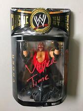 WWE Classic Superstars VADER Autographed Signed Wrestling Figure WCW WWF NWA
