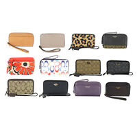NWT Coach East West Universal Phone Wallet 63976, 53616, 67657