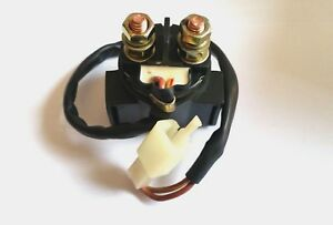 Starter Relay Solenoid FOR Kymco MXU Mongoose 250 300 Scooter People 150 200 500