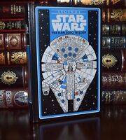 New Star Wars Han Solo Trilogy Brand Sealed Leather Bound Collectible Hardcover