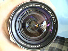 Konica Hexanon zoom ar 28-135 mm f 4-4,6 como nuevo
