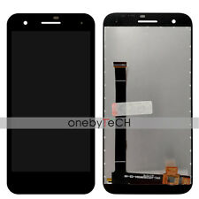Black Vodafone Smart E8 (2017) VFD 510 Touch Digitizer Lcd Display Assembly Part