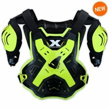 UFO X-Concept Chest Protector 2018 MX Enduro Motocross Fluo Yellow