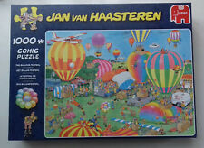 Jumbo Jan van Haasteren The Balloon Festival Jigsaw Puzzle (1000 Pieces)