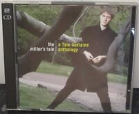 TOM VERLAINE - The Millers Tale  - 2 x CD ALBUM PROMO