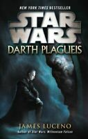 STAR WARS: DARTH PLAGUEIS ZECCA LUCENO JAMES