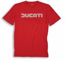 DUCATI Ducatiana años 80 Camiseta Rojo