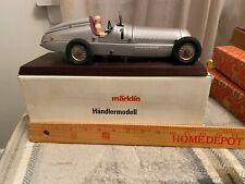 Marklin Mercedes Benz W 196 Monoposto hand made in Germany