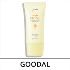 [GOODAL] Mild Protect Natural Filter Sun Cream 50ml / Sweet Korea Cosmetic / 1L2