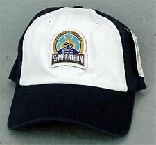 2006  Disneyland Inaugural 1/2 Marathon Mens Baseball Cap NEW