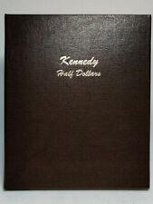 Dansco Kennedy Half Dollar Album 1964-2007 No.7166