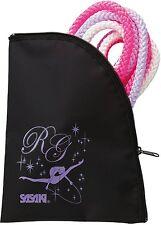 Sasaki R.G.Girl Rope Case for Rhythmic Gymnastics Black/Lilac Ac-54
