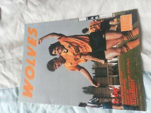 1987 DIV PLAY OFF FINAL WOLVES WOLVERHAMPTON WANDERERSV ALDERSHOT  N