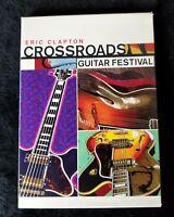 Video DVD - ERIC CLAPTON - Crossroads Guitar Festival 2 Disc - LIKE NEW (LN)