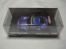 Kyosho mini z honda HSV-010 raybrig chrome limited edition 2010 MZP218RG