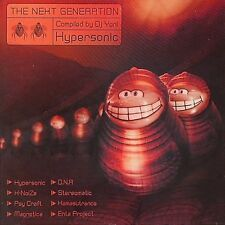 HYPERSONIC - The next generation DNA PSY CRAFT X-noise STEREOMATIC Magnetica GOA