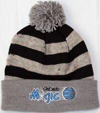 "Orlando Magic Mitchell & Ness NBA ""Speckled Crown"" Cuffed Knit Hat w/ Pom"