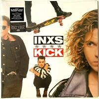 INXS Kick [Rocktober Vinyl] LP Record Album [Sealed] Rhino