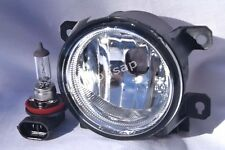 Fog Driving Glass Fog Light Lamp w/Bulb Driver Side fit 2013 Accord Civic CR-Z