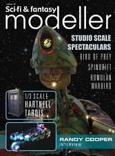 Sci-fi & Fantasy Modeller 35 / Star Trek Bird of Prey Blade Runner Space 1999