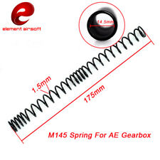 Element Airsoft M145 ST Air Gun Spring For AEG Gearbox Hunting Accessories