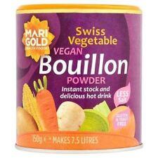 Marigold Swiss Vegetable Reduced Salt Vegan Bouillon Purple 150g