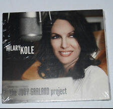 SEALED Hilary Kole Judy Garland Project CD jazz renditions NEW Over The Rainbow