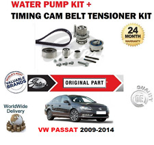 Pour VW Passat 1.6 2.0 Tdi Bluemotion 16V 2009-2014 Kit Courroie Distribution +