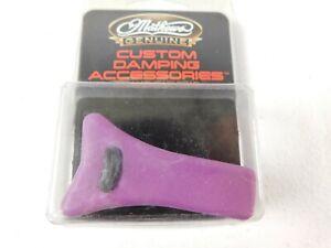 New Mathews Genuine Damping Accessories Rubber DDS ASY w/Gel PURPLE 80543