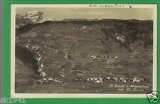 Schweiz um 1920 29. Donath Schamserber u Piz Beverin Panorama