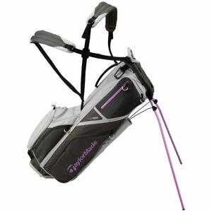 TaylorMade Womens Flextech Crossover Stand Golf Bag - New 2021- Kalea