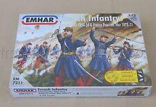 L668 EMHAR 7211 French Infantry infantrie française crimean war Franco Prussian