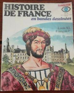 FASCICULE HISTOIRE DE FRANCE EN BD 10. LAROUSSE. 1977   EO