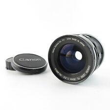 Canon FL 1:2.5 / 35mm Objektiv lens