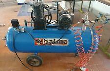 BALMA - Compressore ad Aria Professionale Portatile Asincrono Trifase 380V FOTO