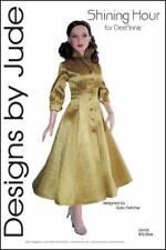 Shining Hour Dress Pattern for DeeAnna Denton Tonner