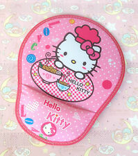 Pink Colour Lovely Mouse Pad  w Hello Kitty~U