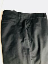 Old Navy Harper Women's Ankle Pants Black Plus Size 26R Stretch Mid-Rise
