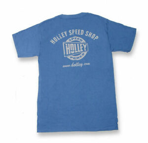 Holley 10104-XLHOL Holley Speed Shop T-Shirt