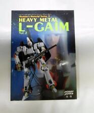 L GAIM Heavy Metal Modeler's Material 2 Art Japan Pictorial Book