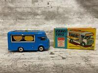 Corgi Toys 471 Smiths Karrier Mobile Canteen - Boxed, Great Condition