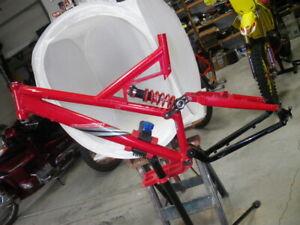 Frame Full Suspension Diamondback Downhill XC DH AM MTB Mountain Bike Trek Giant