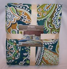 Pier 1 Duvet Cover Royal Pea One Piece Set Twin Green