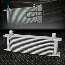 UNIVERSAL 13-ROW 10AN COOLANT/TRANSMISSION/ENGINE OIL COOLER EXTRA RADIATOR KIT