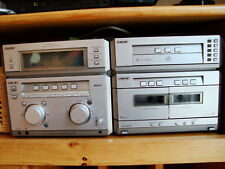 Sony MHC-NX1 / Mini Anlage / 5-fach CD Player / Power-Stereoanlage