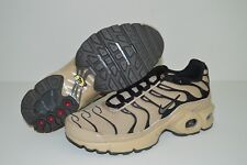 NIKE AIR MAX PLUS (GS) GRADE SCHOOL BOYS SHOES KIDS SIZE US 5 YOUTH 655020-201