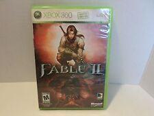 Xbox 360 Fable II Game Microsoft