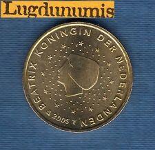 Pays Bas 2005 - 50 centimes d'Euro - Pièce neuve de rouleau - Netherlands