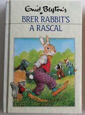 VINTAGE ENID BLYTON H/C Brer Rabbit's a Rascal FREE POST